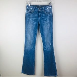 Joe's Jeans Honey Fit size 23 flare leg